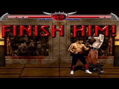 Mortal Kombat Chaotic - Supreme Demonstration