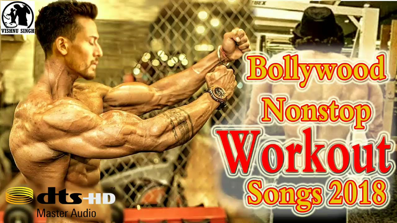 Gym workout hindi song | bollywood workout songs 2018 | new.