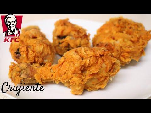 POLLO CRUJIENTE ESTILO KFC | RECETA SECRETA ORIGINAL REVELADA