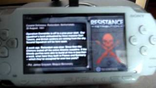 Resistance Retribution connect to PS3