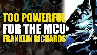 Too Powerful For Marvel Movies: Franklin Richards