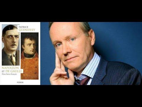 """#16 - Patrice GUENIFFEY pour son livre """"Napoléon et de Gaulle, deux héros français"""""""