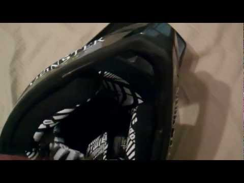 Unboxing Monster Energy Helmet!