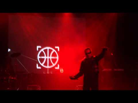 Front 242 - Tragedy for you (live in Erfurt 8.2.2014)