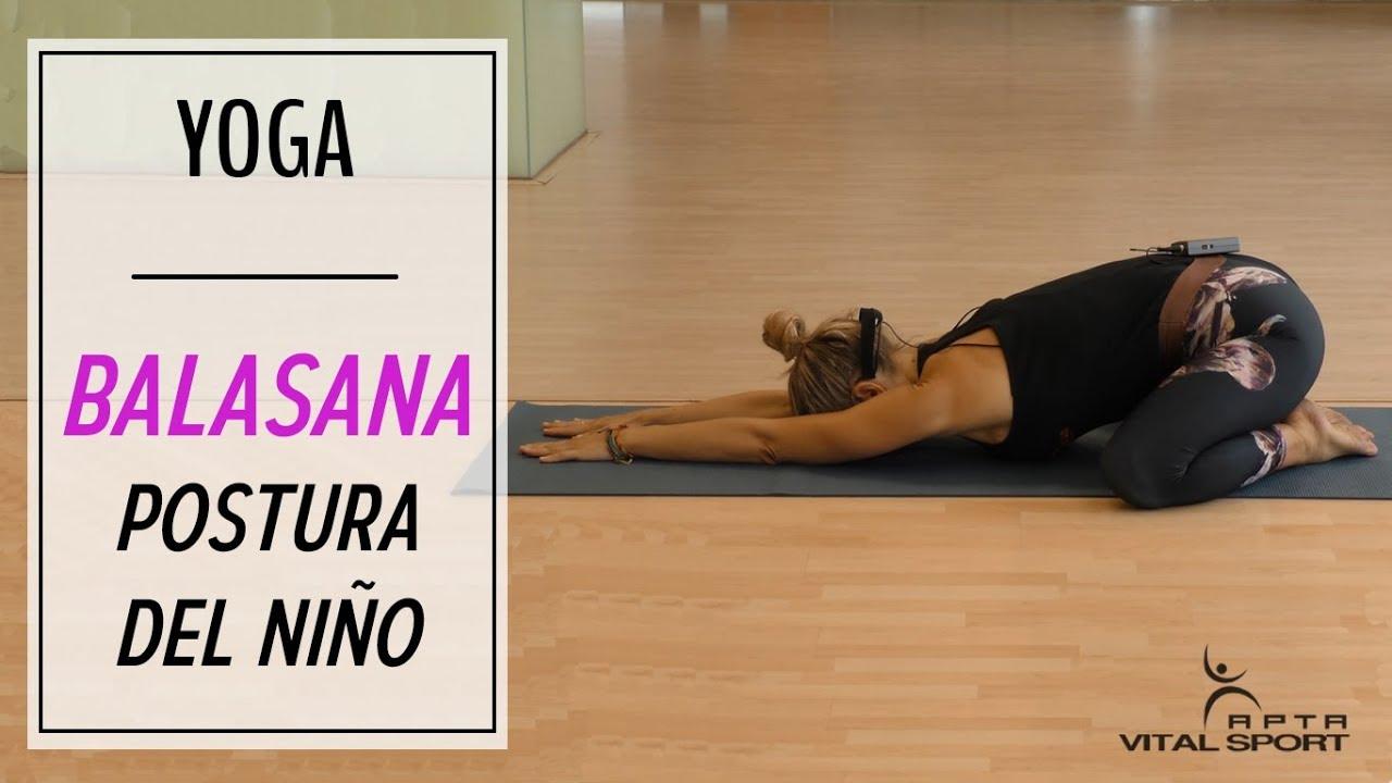 Balasana Yoga