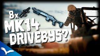 Kaymind has TALENT w/ the MK14 & AWM! 23 Kills PUBG Highlight