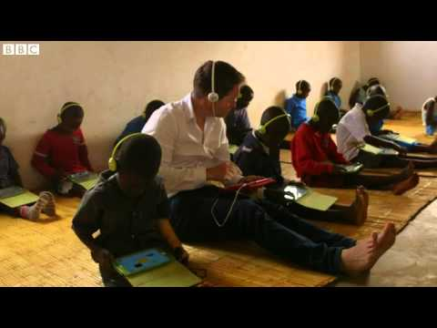 The technology helping to teach Malawi's children   BBC News