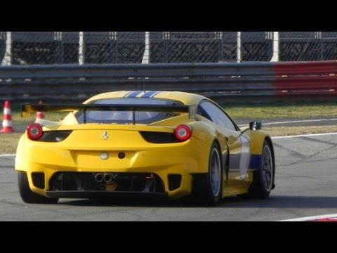 Best Cars Sounds Vol. 3 - FXX, R8 LMS, 458 GT2, Z4 GT3, MP4-12C & More!!