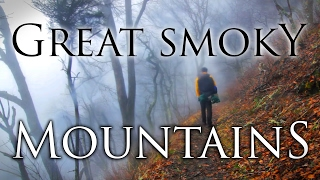 Great Smoky Mountains National Park | Solo Bushcraft Backpacking, Hiking, and Camping