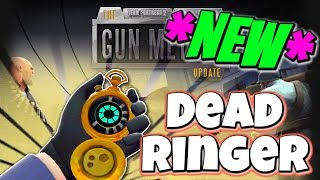 TF2: The New Dead Ringer Review/Analysis [Gun Mettle Update]