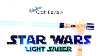 Fabulous Craft Review: Doll Light Saber