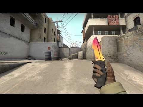Huntsman Knife Fade CS:GO Huntsman Knife |...