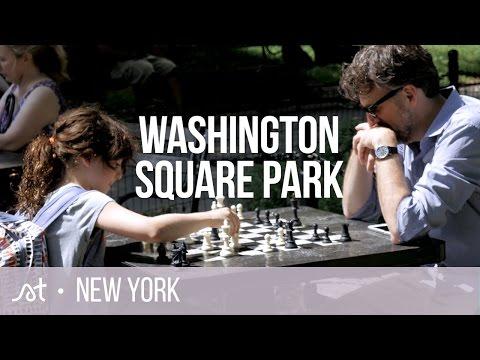 Washington Square Park | Greenwich Village | New York
