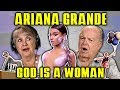 ELDERS REACT TO ARIANA GRANDE - GOD IS A WOMAN Mp3