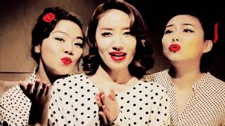 The Barberettes -   Be My Baby - Cover  The Ronettes