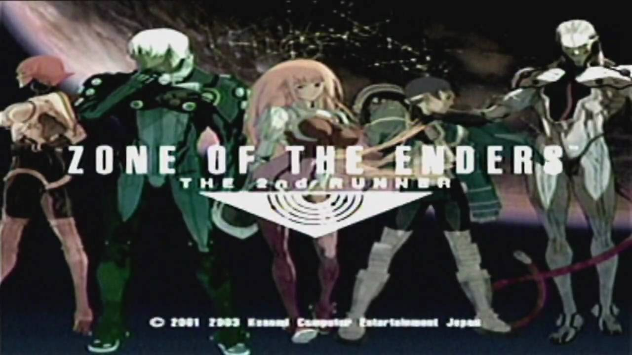 zone of the enders ps2