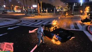 Grand Theft Auto V [Jets and Explosions] PC-HD
