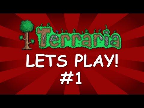 Let's Play | Terraria |  Fresh Start! [#1]