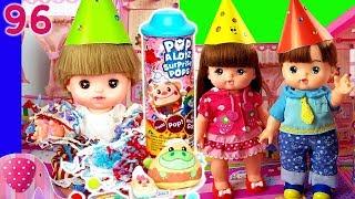 Gambar cover Mainan Boneka Eps 96 Ulang Tahun Yuka, Pop A Lotz Surprise - S1P10E96 GoDuplo TV