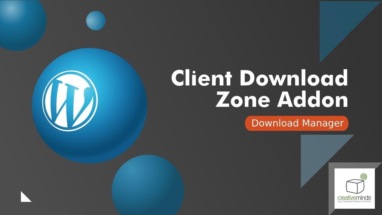 Customer account login/downloader - Wordpress Customer Area And Client Download Zone Plugin Tutorial Youtube