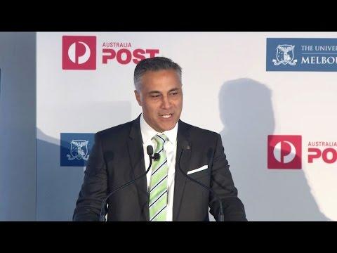 Launch of Australia Post and  Melbourne Accelerator Program  Partnership