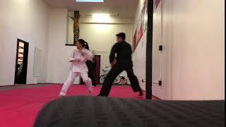 Gwendolyn Chloe Purnama - martial arts 2