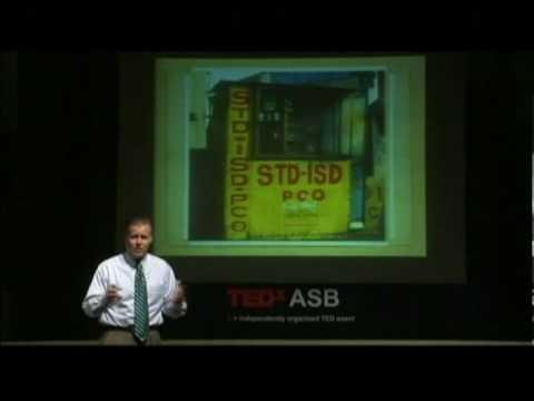 TEDxASB - Paul Fochtman - 4/21/10