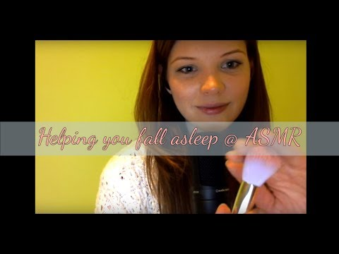 ASMR magyar nyelven/Hungarian @ Roleplay with whispering and brushing