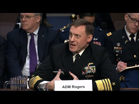 NSA Chief: No Order to Disrupt Russian Threats