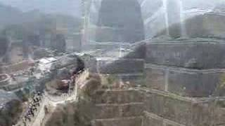 Climbing the Great Wall