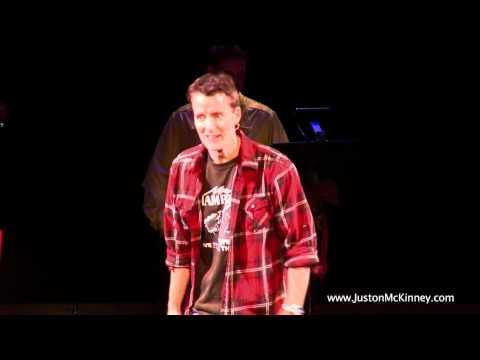Juston McKinney - Live Freeze Then Die! Winter in New England