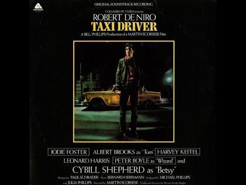 Taxi Driver (1976) soundtrack, Bernard Herrmann (OST)