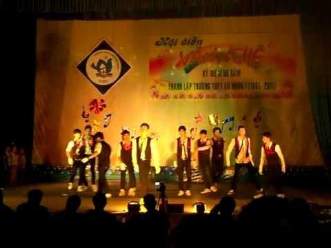 Sorry Sorry Cover Dance Aone SJ An Nhơn 1