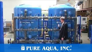 Pure Aqua, Inc. designs and manufactures water treatment systems in...