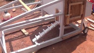 Chicken Tractor Our Build