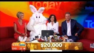 Today Show Funny Bits Part 35. Happy Hoppy Hump Day!