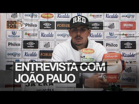 JOÃO PAULO | ENTREVISTA (23/08/20)