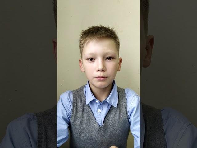 Изображение предпросмотра прочтения – ИванАльматов читает произведение «Курлык» М.И.Цветаевой