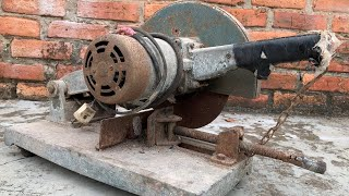 Restoration Metal Cutting Machine | Restore Electric Cutter ...