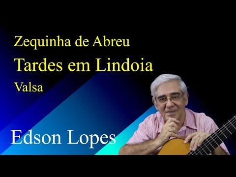 Edson Lopes plays Tardes em Lindoia by Zequinha de Abreu