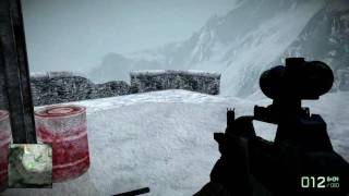 Battlefield Bad Company 2  campaign gameplay mission 5 part 1