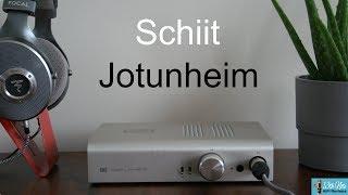 Good Schiit - Jotunheim Headphone Amp with Multibit DAC