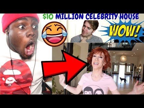 $10 Million Celebrity Mansion for a Day by Shane Dawson REACTION!!!