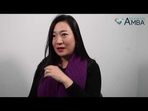 Sherry Fu, China Centre Director, The University of Manchester - MBA Career Development Strategies