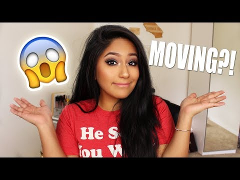 HUGE LIFE UPDATE!! (..THIS WAS SUDDEN!) MOVING?!