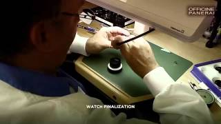 Officine Panerai: assembly steps