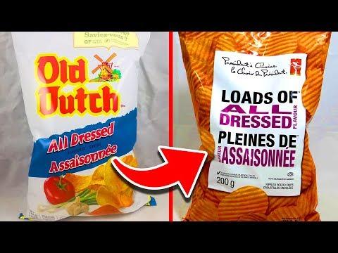 10 Chip Brands Ranked WORST to BEST
