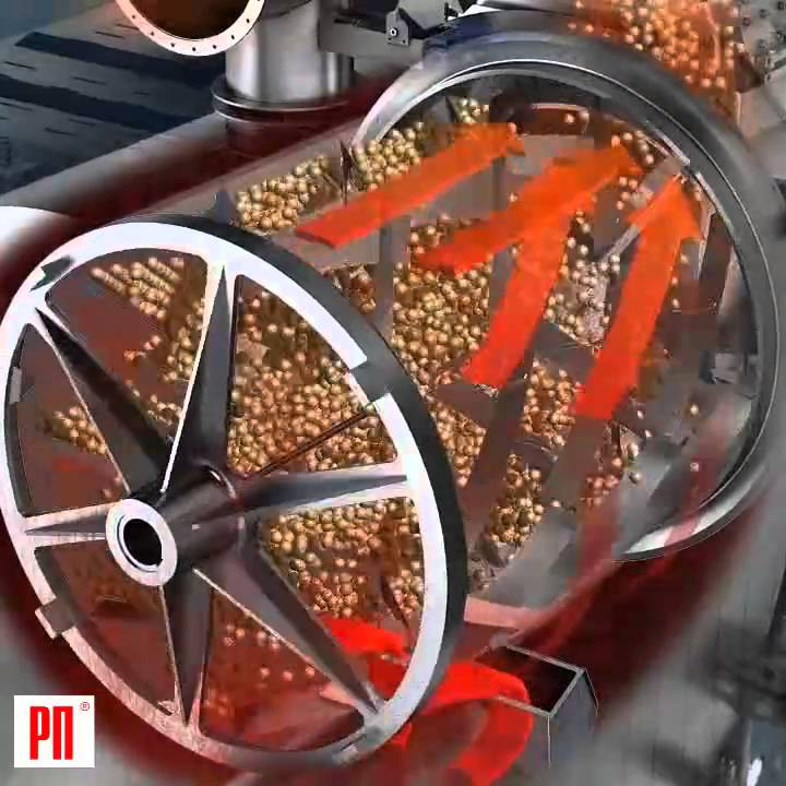 Ростер для обжарки кофе TKM SX 1 Cafemino Gas - YouTube