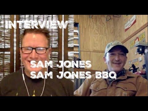 Episode 39  BBQ   SAM JONES  Sam Jones BBQ  Winterville, NC