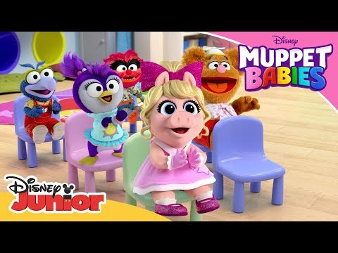 Muppet Babies Theme Song | Muppet Babies | Disney Junior Arabia